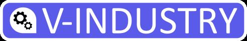 V-Idustry Logo Icon